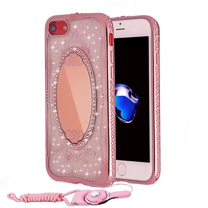 coque iphone 5 maquillage