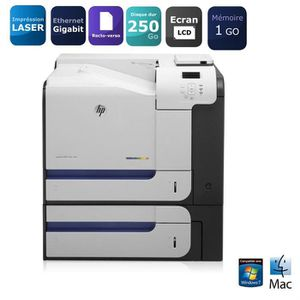 IMPRIMANTE HP Laserjet Enterprise Color M551xh