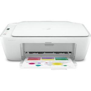 HP Imprimante tout-en-un jet d'encre couleur - DeskJet 2710 - Idéal pour la famille - 6 mois Instant Ink offerts*