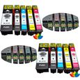 10 Pack Compatible EPSON 33