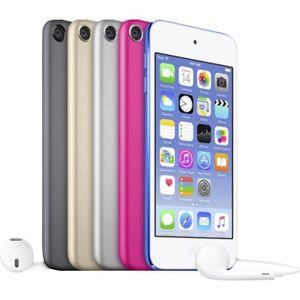 LECTEUR MP4 iPod touch Apple 6eme génération 32 Go argent