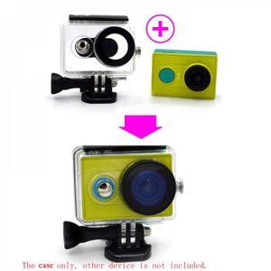 3X Ultra Clair et Absorbant Les Chocs FX Protecteur d/écran atFoliX Anti-Choc Film Protecteur pour Xiaomi MiJia Action Camera Film Protecteur