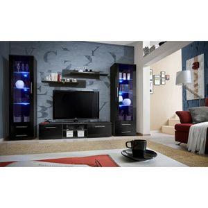 MEUBLE TV MURAL PRICE FACTORY - Meuble TV GALINO C design, coloris