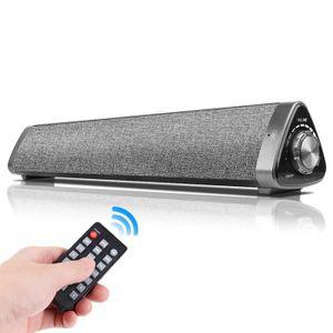 ENCEINTE NOMADE Barre de Son TV, Bluetooth 5.0 Haut-Parleur, TV So