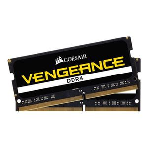 MÉMOIRE RAM Corsair Vengeance DDR4 8 Go: 2 x 4 Go SO DIMM 260