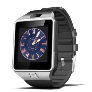 MONTRE CONNECTÉE Nior Bluetooth montre Smart Watch Phone + Caméra C