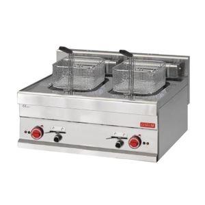 FRITEUSE ELECTRIQUE Friteuse electrique 2x 10 litres 65/71 FRE