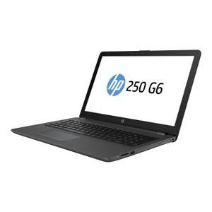 ORDINATEUR PORTABLE HP 250 G6 Core i3 6006U - 2 GHz 8 Go RAM 256 Go SS