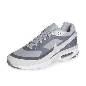 Baskets Nike AIR MAX BW ULTRA 819475006 Gris Achat