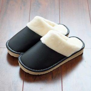 CHAUSSON - PANTOUFLE Pantoufle Femme Homme Hiver Meilleure Qualité Pant