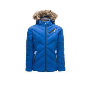 BLOUSON DE SKI Veste Ski Fille SPYDER Girl's Hottie bleu 10630