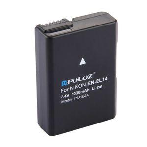 BATTERIE APPAREIL PHOTO Batterie pour Nikon D3100 / D5100 / P7000 / P7100