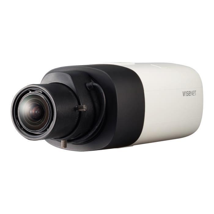 Samsung WiseNet X XNB-6000 Caméra de surveillance réseau (pas de lentille) couleur (Jour et nuit) 2 160 000 pixels 1920 x 1080…
