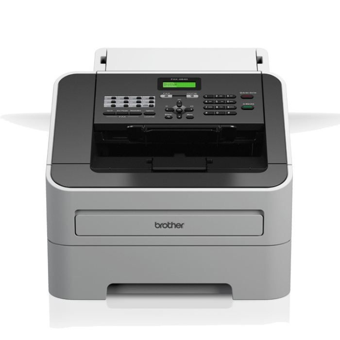 Brother télécopieur laser FAX2840IMPRIMANTE