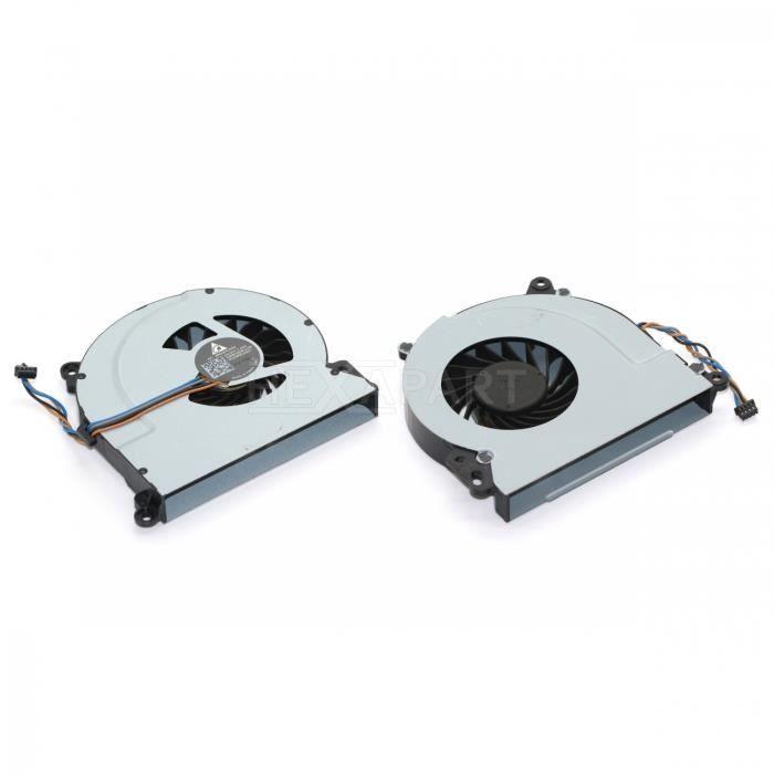 Ventilateur pour HP ENVY 17-J000 Fan