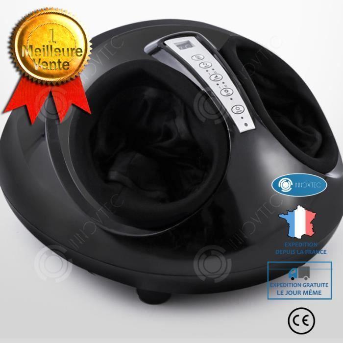 INN Appareil de Massage Pour Pieds Électrique Masseur - Chauffant Shiatsu Pression Roulant pétrissage chauffage pour Relaxation
