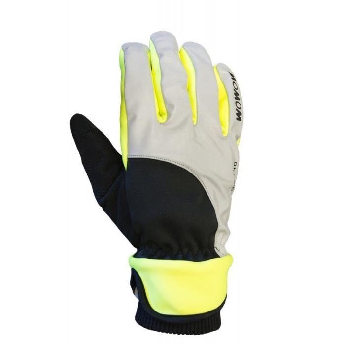 WOWOW - Gants réfléchissants Dark Gloves 4.0