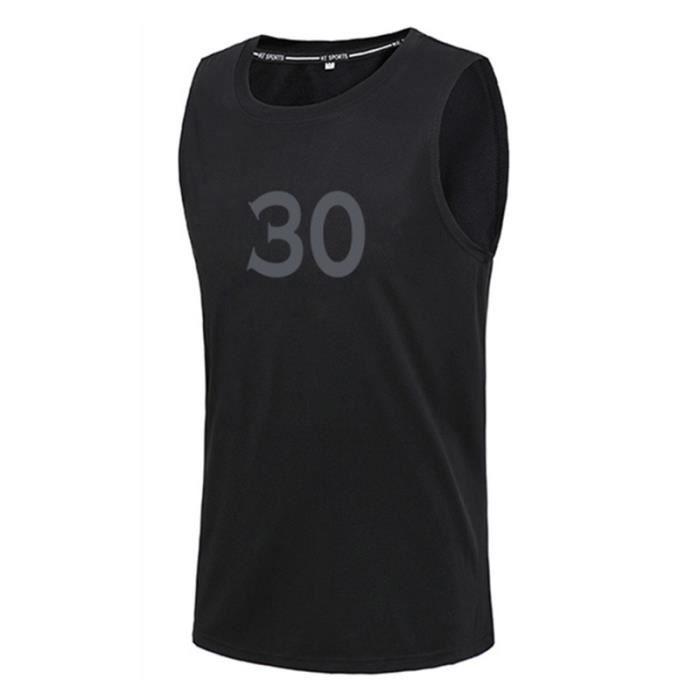 Maillot de Basketball N30 - Noir