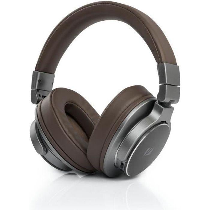 MUSE M-278 BT Casque Bluetooth -  Autonomie 30h - Marron