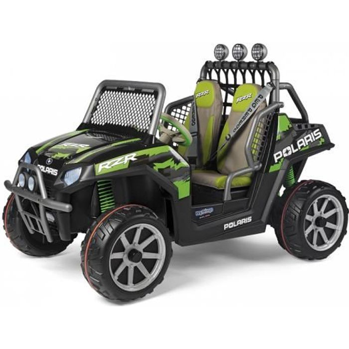 PEG PEREGO - POLARIS RANGER RZR GREEN SHADOW