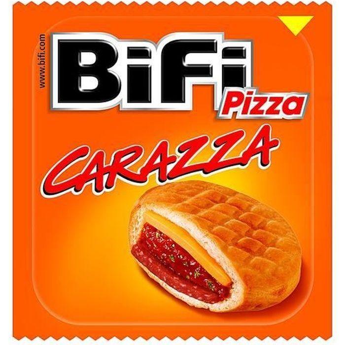 Bifi Pizza Carazza saucisse snack 30 x 40g