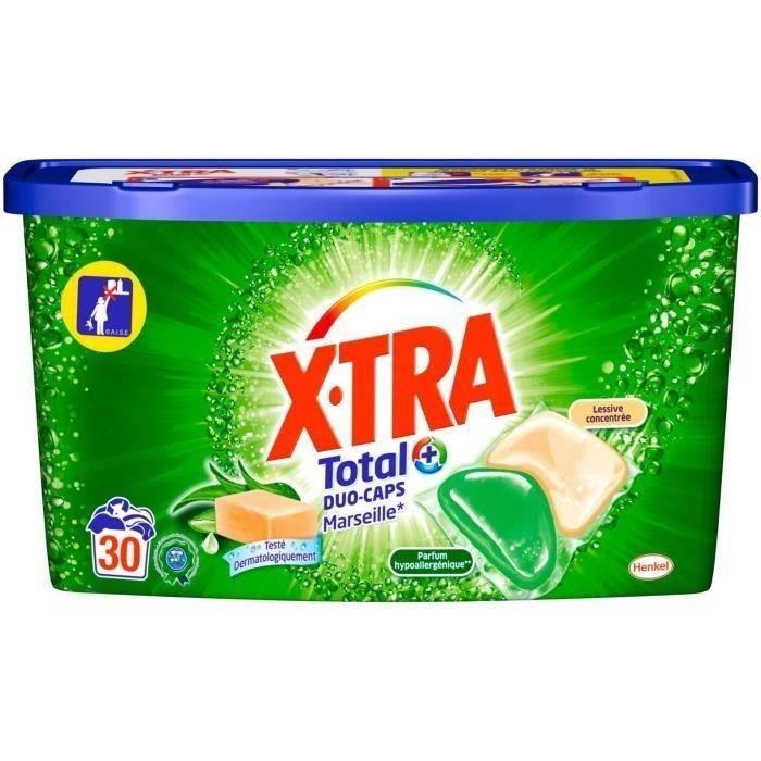 X•TRA Marseille Duo caps - 30 doses