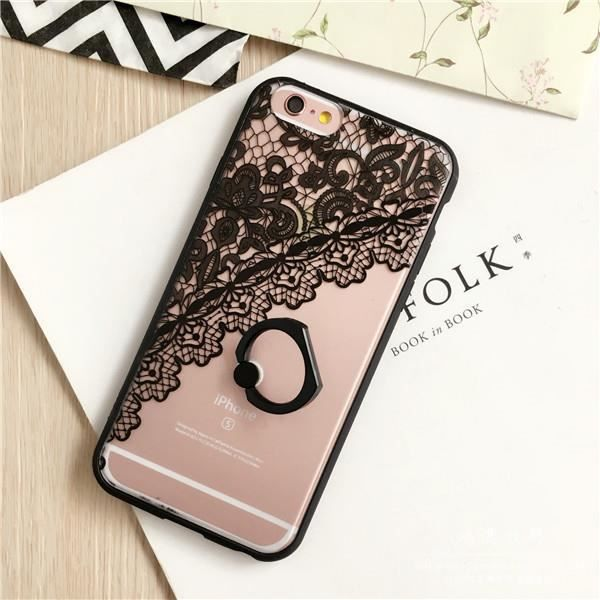 coque motif dentelle iphone 6