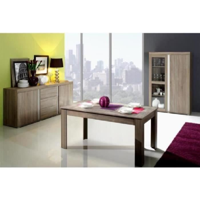 salle manger avignon buffet petit mod le vitrine. Black Bedroom Furniture Sets. Home Design Ideas