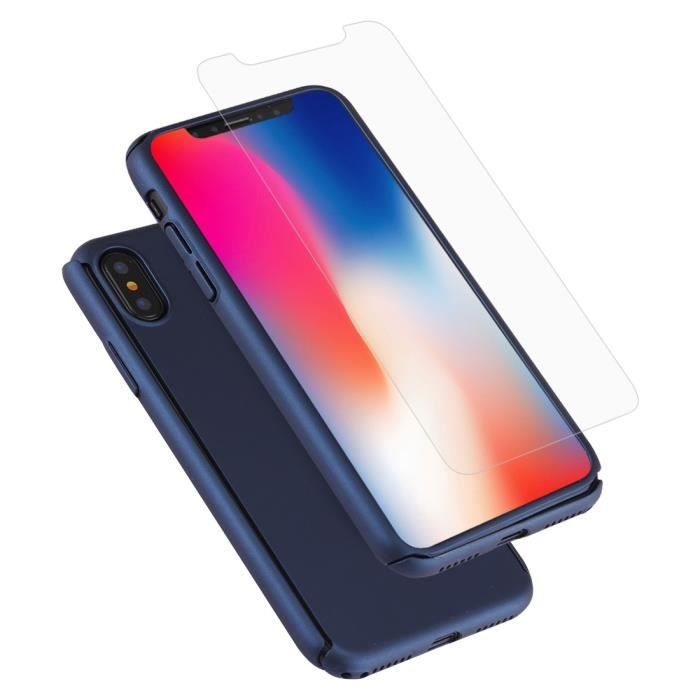 coque detachable iphone x