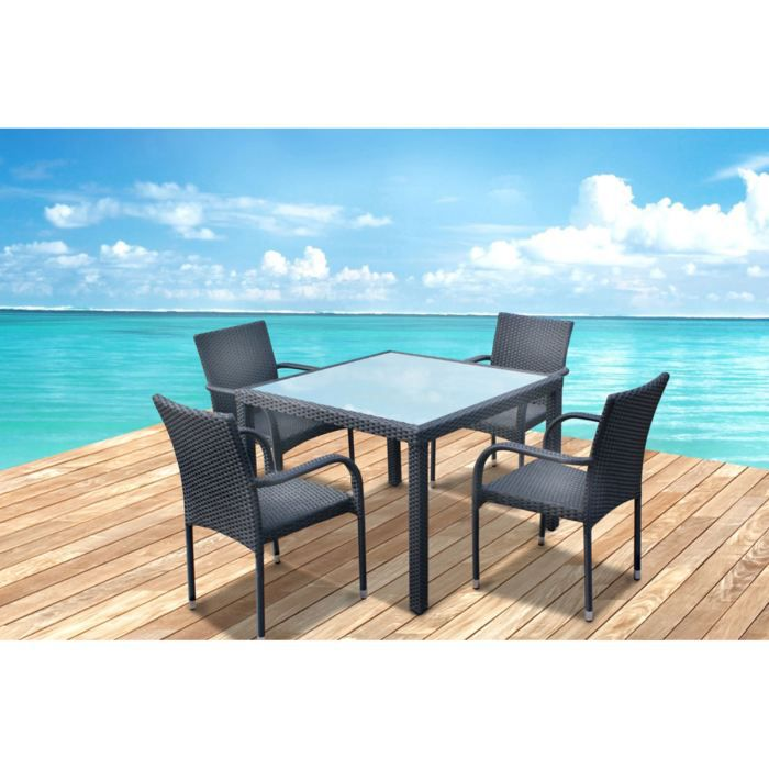Vente table de jardin for Vente table jardin