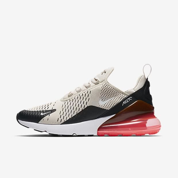 air max 270 beige rouge