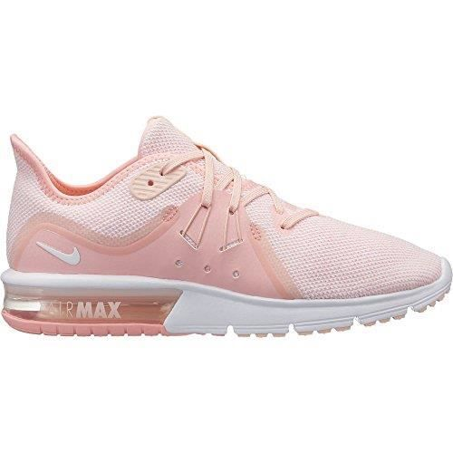 BASKET NIKE Femmes Air Max Sequent 3 course à pied WHL9A