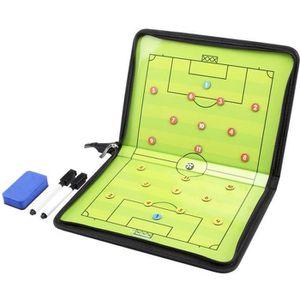 TABLEAU DE COACHING Football Tableau Tactique Magnétique, Entraîneur d