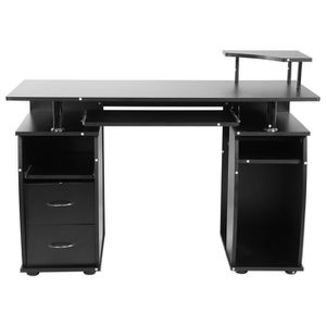 MEUBLE INFORMATIQUE Bureau d'ordinateur Table de bureau Table de trava