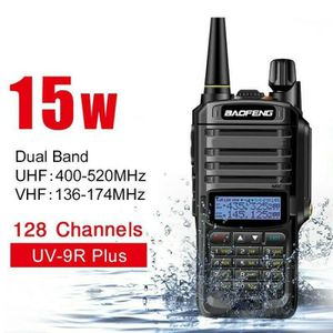 TALKIE-WALKIE De plus Baofeng UV-9R 8W VHF UHF Talkie Walkie dou