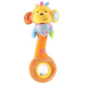 CONSOLE ÉDUCATIVE CONSOLE EDUCATIVE Animaux Bells main musicale Baby