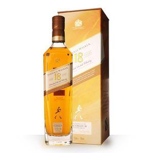 WHISKY BOURBON SCOTCH Johnnie Walker Platinium Label 18 ans Whisky - Etu