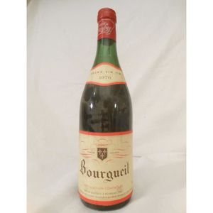 VIN ROUGE bourgueil domaine mainfray rouge 1976 - loire - to