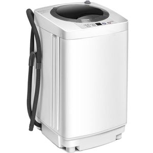 MINI LAVE-LINGE COSTWAY Lave Linge Mini Machine à Laver Automatiqu