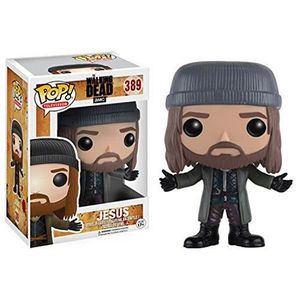FIGURINE DE JEU Funko Pop Télévision: The Walking Dead - Jésus Act