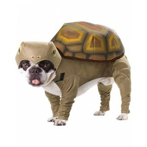 COSTUME - ENSEMBLE Costume de chien de tortue Size: XL