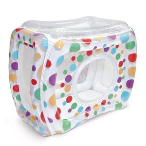 TAPIS ÉVEIL - AIRE BÉBÉ LUDI Aire de jeu gonflable - Multicolores