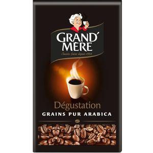 CAFÉ Grand-mère dégustation café en grains 500g