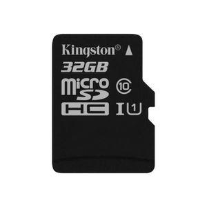 CARTE MÉMOIRE KINGSTON Carte mémoire flash Canvas Select - 32 Go