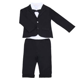 Ensemble de vêtements Ensemble Vetement Enfant Bébé Garçon Costume de Ba