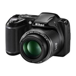 PACK APPAREIL COMPACT Nikon Coolpix L330 Appareil photo numérique compac