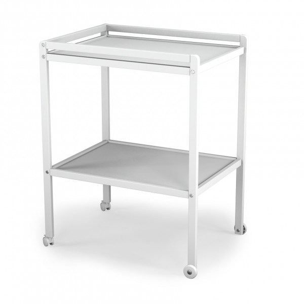 table a langer blanche pas cher table de lit. Black Bedroom Furniture Sets. Home Design Ideas