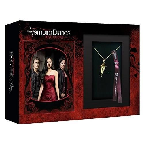 dvd coffret vampire diaries s1 4 goodies 20dvd en dvd. Black Bedroom Furniture Sets. Home Design Ideas
