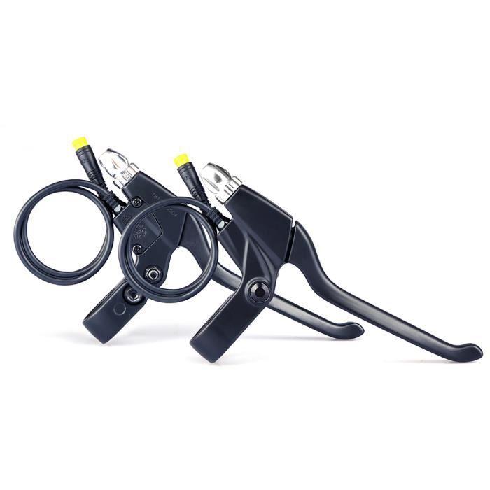 Frein à courpure hydraulique de gauche pour le moteur pédalier BAFANG BBSHD/01/02 du vélo à assistance électrique