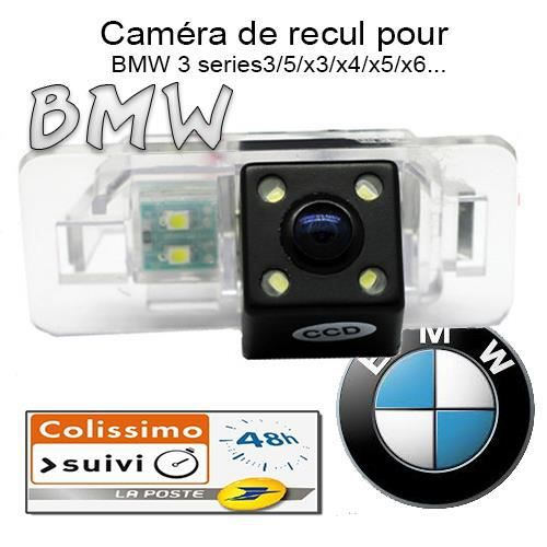 Caméra De Recul Pour BMW